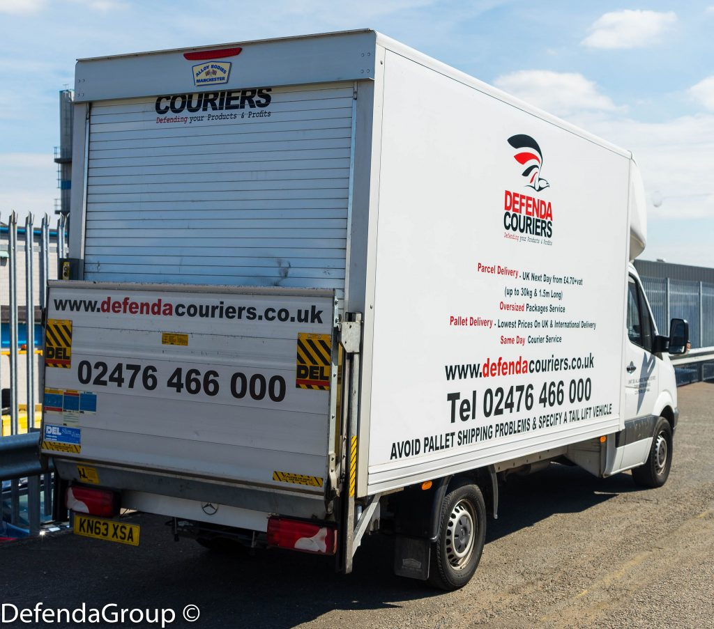 Vans - Micro Vans to tail lift Lutons & large capacity Low Loaders. HGV call for heavy goods deliveries